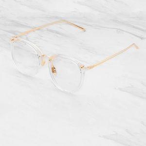 Clean lens glasses